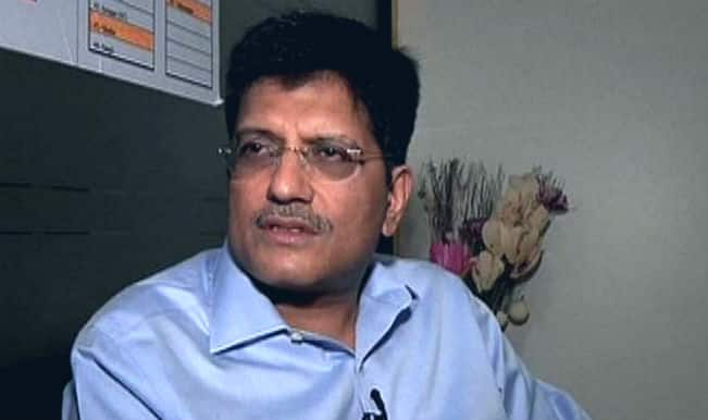 Power situation to become better within two weeks: Piyush Goel