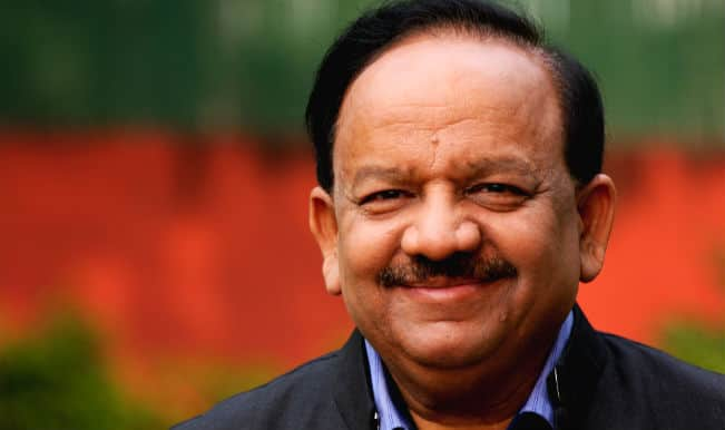 Patients should get free-of-cost health services: Dr. Harshvardhan