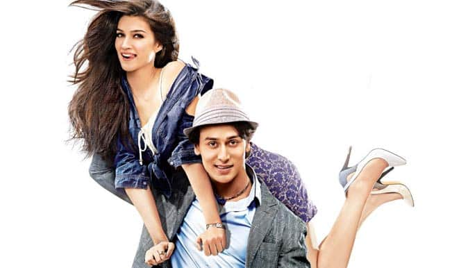 Tiger Shroff's Heropanti earns 50 crores at the box office