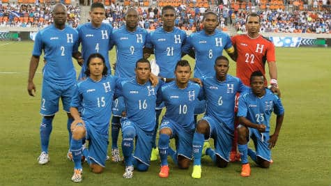 Honduras FIFA World Cup Squad 2014: Honduras Football Team ...
