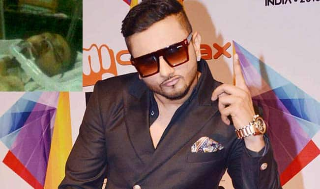 Don't have to get drunk to sing: Honey Singh