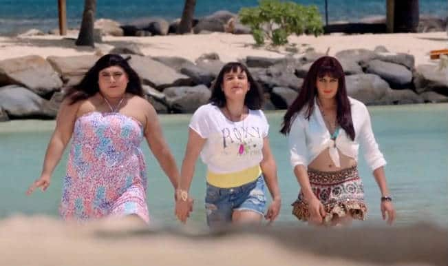 'Humshakals' Behind the scenes: Look what Kareena Kapoor has to say about Saif Ali Khan's feamle avatar!
