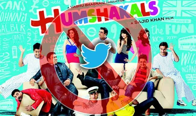 Twitterati bombards Humshakals; Amazing reactions from public here!