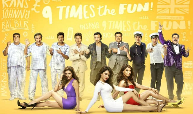 Humshakals: 5 Reasons why you should give the Sajid Khan's '9 times the fun' film a miss