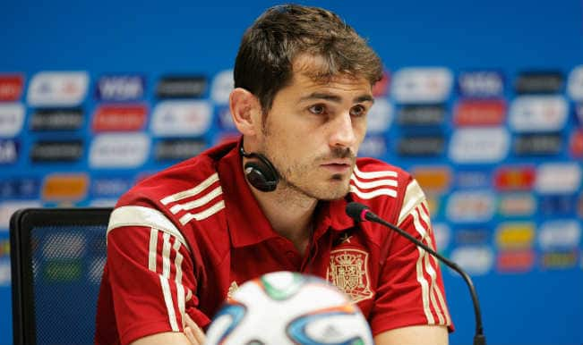 Spain Captain Iker Casillas predicts the Dutch relying on their seasoned triangle