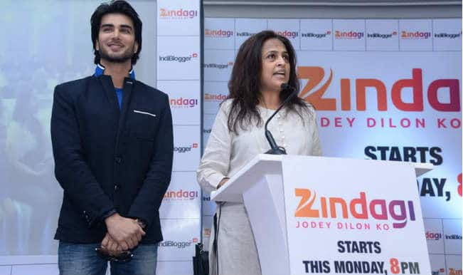 Zee launches new channel 'Zindagi' with serials from Pakistan