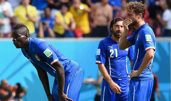 Italy vs Uruguay: Watch Sony Six TV for Free Live Streaming & Telecast of FIFA World Cup 2014 38th Match