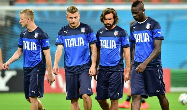 England vs Italy, FIFA World Cup 2014: Facts Punch of the Seventh Match