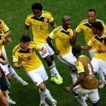 FIFA World Cup 2014 Match In Pics: Japan vs Colombia
