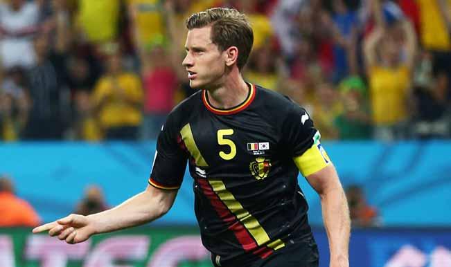 FIFA World Cup 2014: 10-man Belgium send South Korea packing