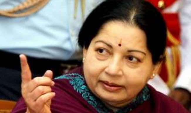 J Jayalalithaa urges government to modify Hindi order