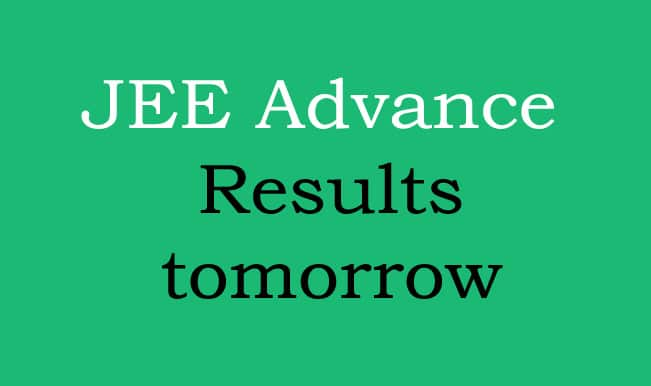 IIT JEE Advanced 2014 results to be declared on June 19