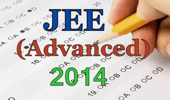 IIT JEE Advanced Exam 2014 results declared