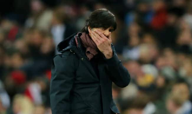 Joachim Loew counts cost of Germany's six-goal romp