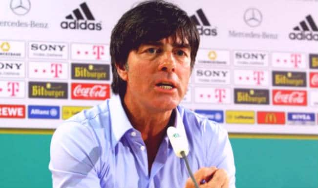 Germany aim to reach World Cup final: Joachim Loew