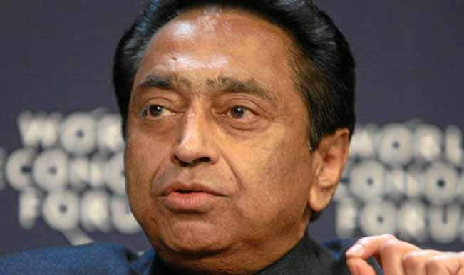 Kamal Nath takes oath as protem speaker