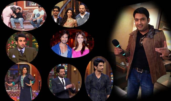 Comedy Nights With Kapil: 7 epic episodes of the to-be off air show
