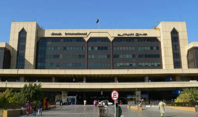 Karachi International airport
