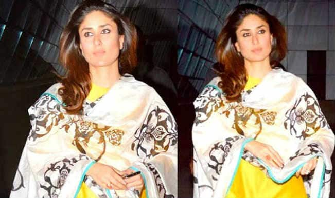 Kareena Kapoor: Done many films for friends, now will do for story