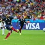 France beat Honduras 3-0 as goal-line technology makes history