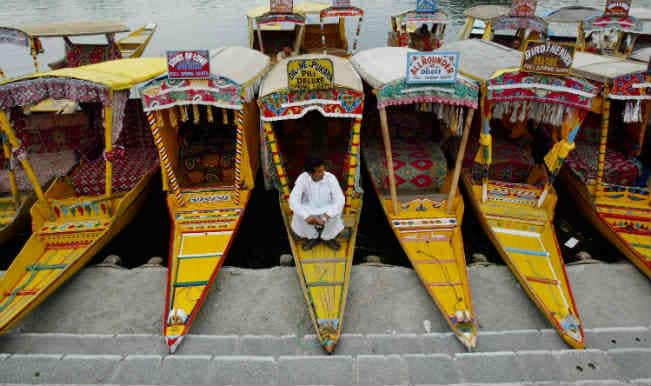 Tourists flock to Kashmir in record breaking summer heat