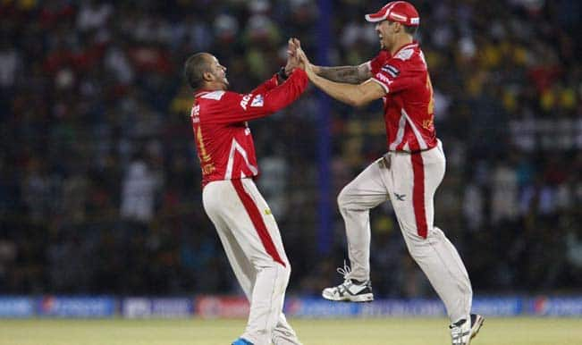 IPL 2014, Final, KXIP vs KKR: Scorching Saha hits tons as Kings XI Punjab score 199 against Kolkata Knight Riders