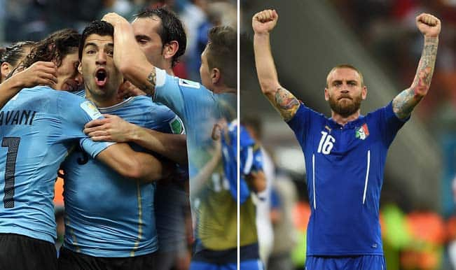 Italy vs Uruguay: Who will draw the first blood in this blockbuster match?