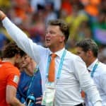 Louis van Gaal world's best tactician, says Dirk Kuyt