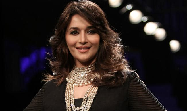 Madhuri Dixit: I'm a strict mother