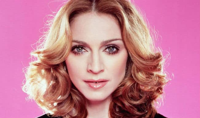 Madonna bashes some random driver!