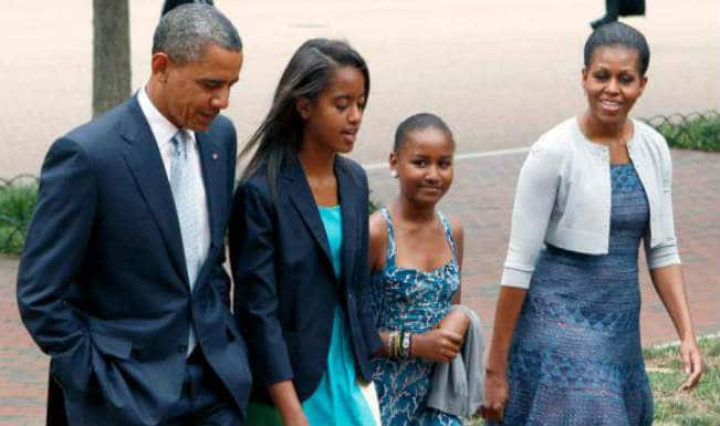 Malia Obama bags her first job as the production assistant of Halle Berry's sci-fi thriller 'Extant'