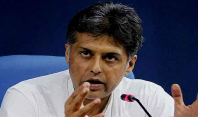Manish Tewari says UPA should be credited for successful PSLV C23 launch