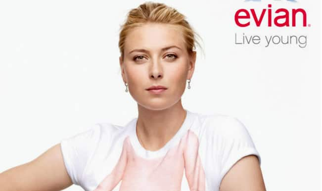 Wimbledon fever: Rizzle Kicks declare their love for Maria Sharapova in the latest Evian video!