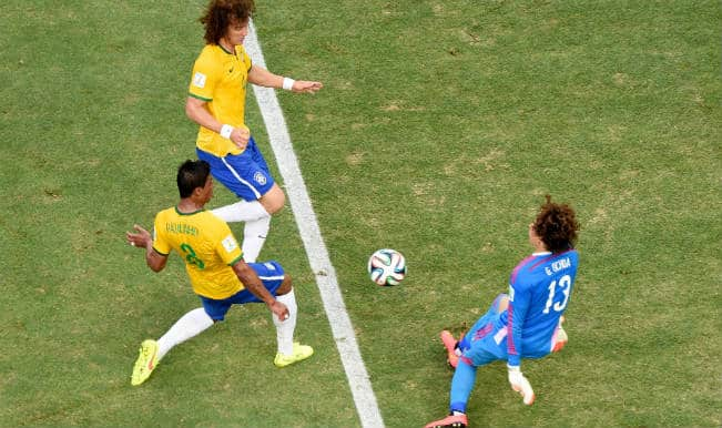 Guillermo Ochoa stars as defiant Mexico hold Brazil to a goalless draw