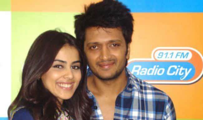 Riteish Deshmukh, Genelia D' Souza expecting their first baby