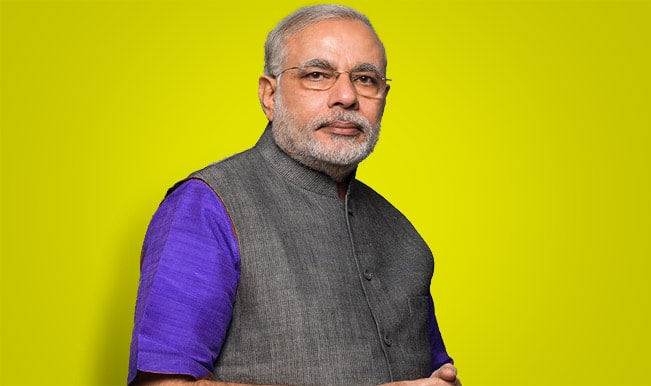 Narendra Modi completes a month as Prime Minister; addresses the nation on his blog!