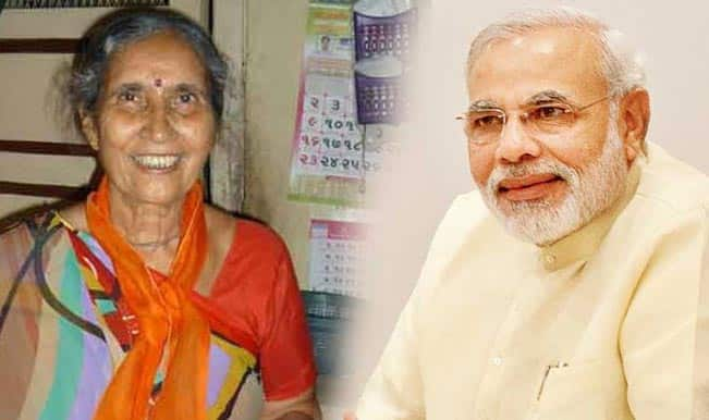 Jashodaben: Prime Minister Narendra Modi's wife is the 'true Indian woman'