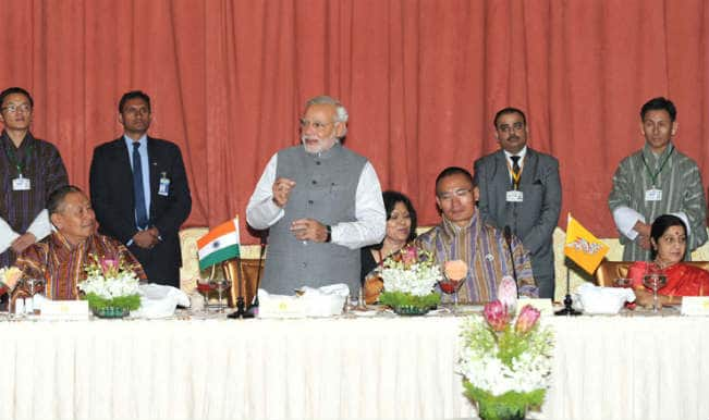India committed to good neighbourly relations: Narendra Modi