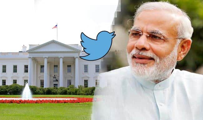 Narendra Modi may soon have more Twitter followers than White House