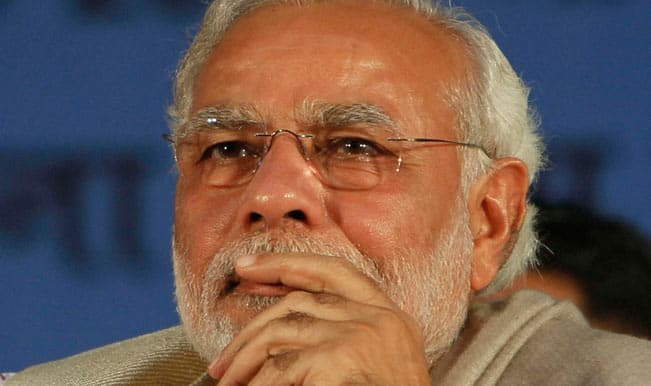 Our government will fulfill people's aspirations: Narendra Modi