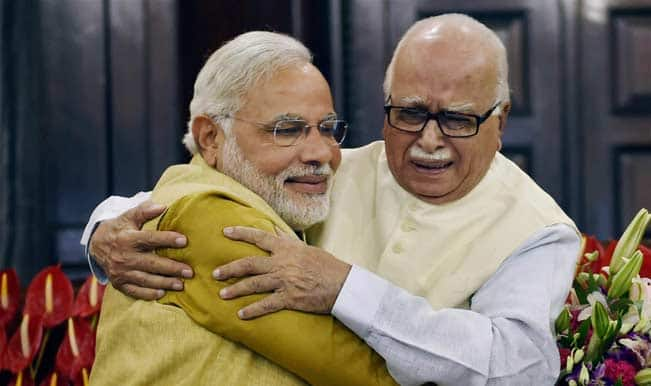 It was a dream to see BJP in power again: LK Advani