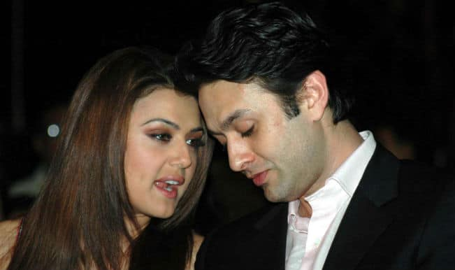 Ness Wadia and Preity Zinta123
