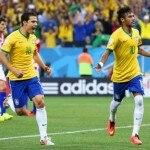 Neymar helps Brazil beat Croatia 3-1 in World Cup opener