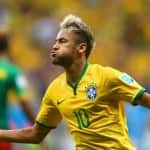 Neymar powers Brazil into World Cup last 16
