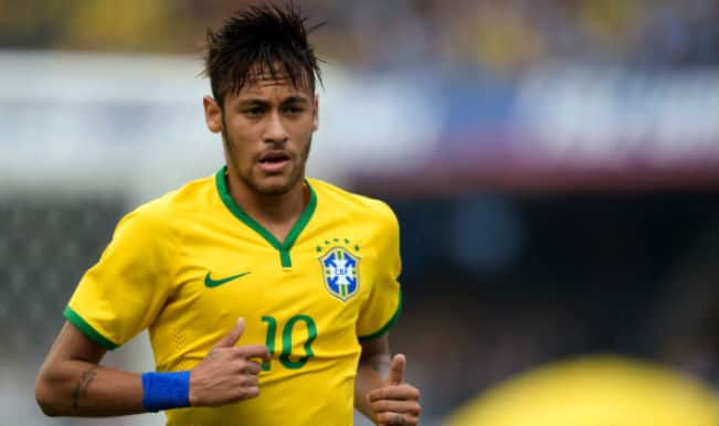 Neymar hails Brazil's 'best performance'
