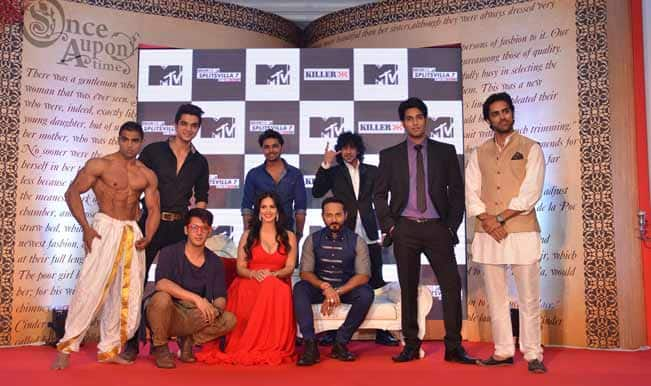 MTV launches an all new season of Splitsvilla Season 7: Nikhil Chinapa and Sunny Leone to host it