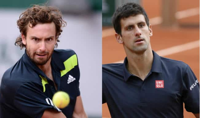 French Open Semi-final 2014 Preview: Novak Djokovic [2] vs Ernests Gulbis [18]