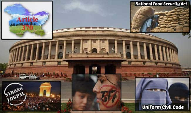 5 issues which should be debated in the upcoming 16th Lok Sabha sessions
