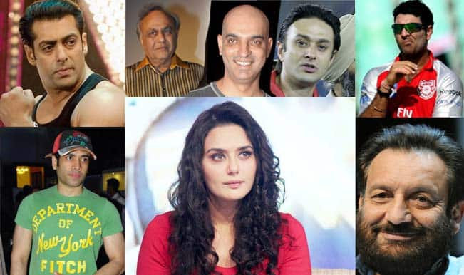 Preity Zinta: 7 controversies of damsel in distress