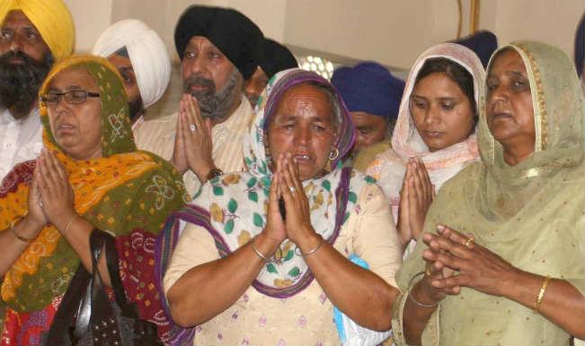 Paramjit Singh Sarna Family Paramjit Singh Sarna Pictures